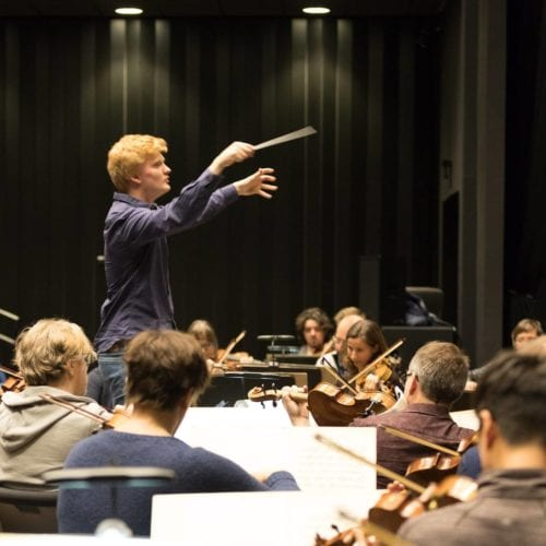Fergus McAlpine - Conductor